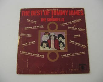 Tommy James & The Shondells - The Best Of Tommy James - Circa 1969