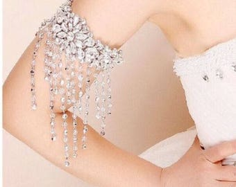 Wedding/Bridal Armlet-Tassel Armlet. WOW