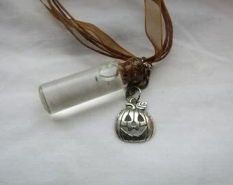 Mabon , Halloween oil pendant ,perfume oil