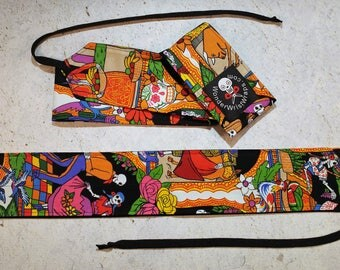 Dia de los Muertos 2, Day of the Dead 2, Wrist Wraps, Wrist Wrap, WOD, Weightlifting, Athletic