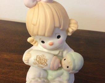 On Sale 1994 Precious Moments Birthday Club - Can't Get Enough of Our Club - B0009