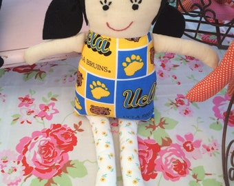 UCLA Doll