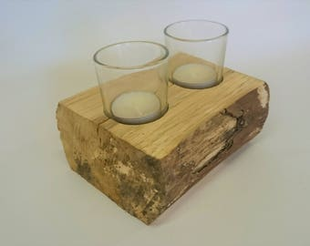 Branchwood Tealight Holders