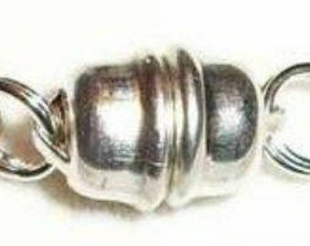 Sterling Silver Mag Loc Mag7.5 Magnet Clasp Coverter