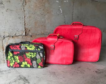 Soft Sided Luggage Etsy