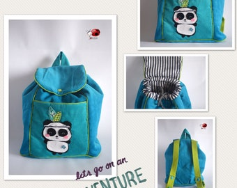 Super sac à dos pour les petites / ajustable