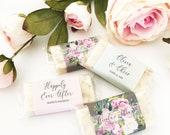 Soap Favors Bridal Shower Favors Wedding Shower Favors Bridal Shower Favors for Guests Bridal Shower Soap Favors 3  (EB3274CT) - set of 15