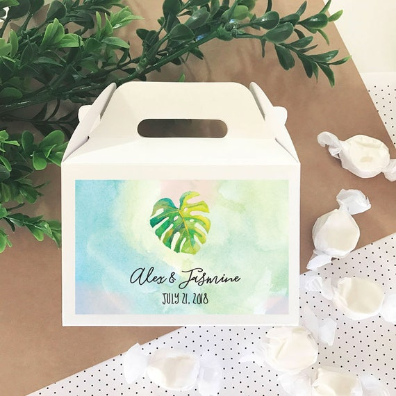Beach Wedding Favor Boxes Beach Wedding Ideas Nautical Bridal Shower