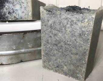 cedar & Salt Man Soap