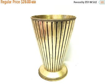 ON SALE Mint Julep Vase
