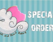 Special Order - ReDonna