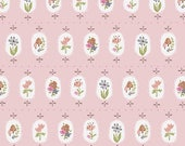 Dollhouse by Amy Sinibaldi for Art Gallery Fabrics - Prairie Dot in Serene