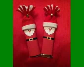 Christmas Chocolate Gift Bar - Galaxy, Milky Bar Chocolate Santa Candy Bars, Santa Chocolate Bar