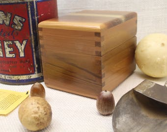 Tea Bag Box Cedar Tea Box Tea Storage Tea Bag Box Wooden & Tea bag box   Etsy Aboutintivar.Com