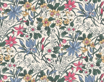 Fabric -Liberty  - The English Garden - Ricardo - Quilters weight cotton