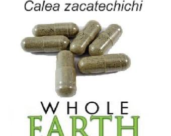 Calea zacatechich Herbal Capsules