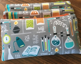 Chemistry accessory case