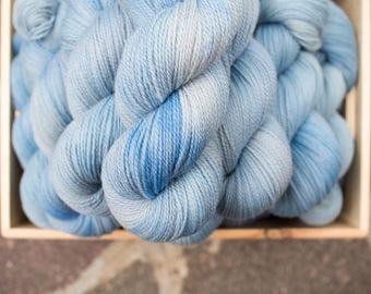 Yarn Kit for 'zackig!' by Claudia Eisenkolb - Hand dyed yarn - 100% natural Peruvian highland wool