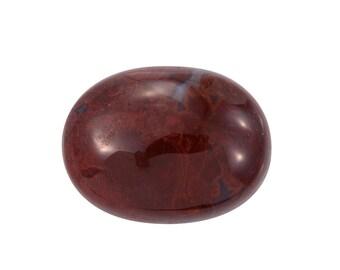 Red Lightning Jasper Oval Cabochon Loose Gemstone 1A Quality 16x12mm TGW 9.00 Cts.