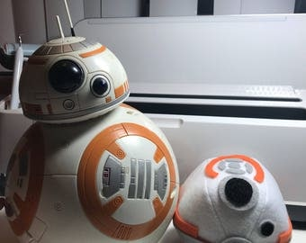 Custom BB-8 Pokeball