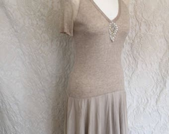 20s inspired dress,dress lace,flapper look,RAW RAGS handmade, one of a kind , vintage inspired dress,party dress unique,dress 20s , beadedt