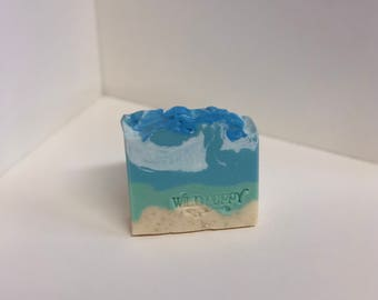 Beach  Soap / Artisan Soap / Handmade Soap / Soap / Cold Process Soap