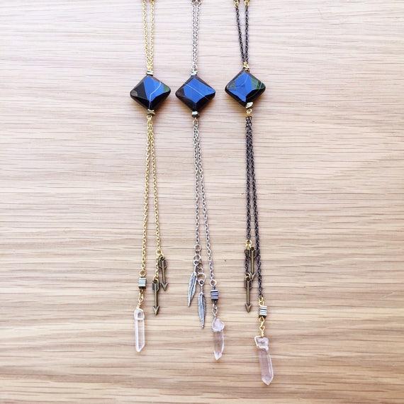 Dark Horse Necklace
