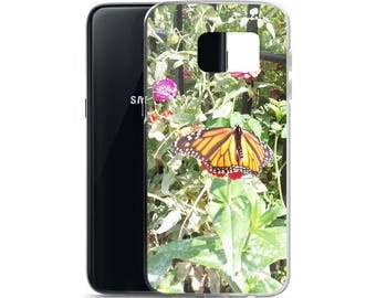 Samsung Case - Butterfly phone case