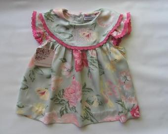 Girls Dresses, Easter Dress, Girl Easter Dress, Girls Floral Dress, Easter Dress Girls, baby Easter Dress, Girls Clothing, Monogram Dress