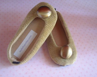 Doll Shoes My Size Barbie Fashion Flat Slippers