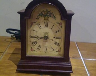 Vintage Waterbury Electric Alarm Clock Not Working