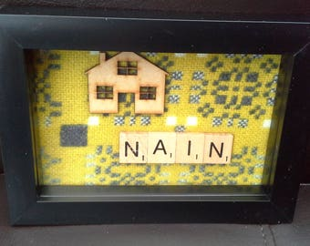 Memory box - Nain's house