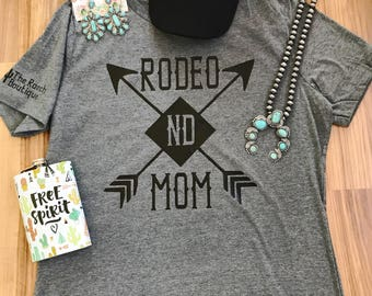 RODEO MOM with personalized state
