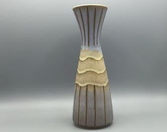 Dümler & Breiden  102  / 25 Vintage Mid Century Modern diabolo  vase  from the 1960s / 1970s West Germany.