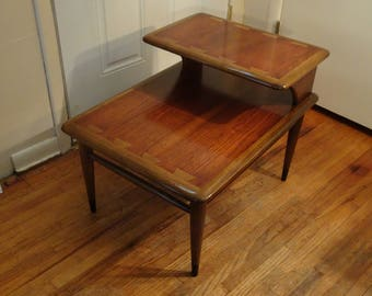 Mid Century Modern Lane End Table   FREE SHIPPING