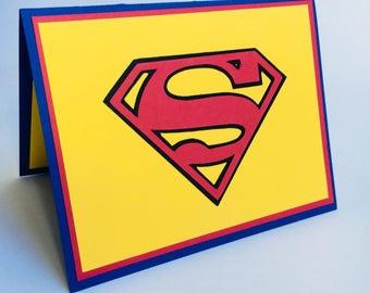 Superman Card
