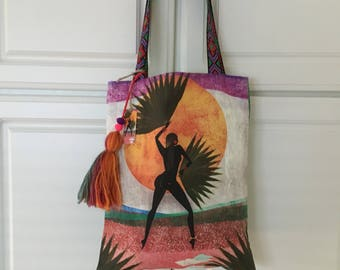 DREAMING with MARTINE BUFF Tote