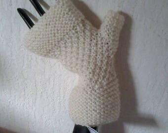 MITTENS WITH THUMBS 4 COLORS TO CHOOSE