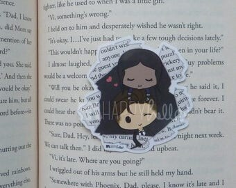 Sticker • From the Pages of a Book 5