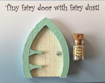 Miniature indoor Fairy Door