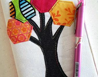 Tree Journal / Journal Diary / Journal Notebook / Writing Journal / Fabric Journal / Handmade Journals / Personal Journal / Thoughtful Gifts