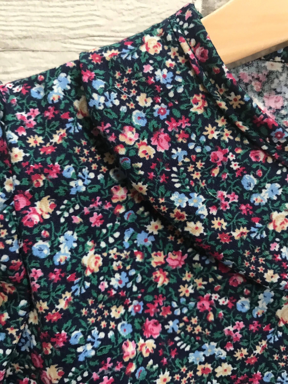 Baby Girls Dress Floral Girls Dress Floral Pattern Dress Girls