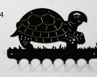Hangs 26 cm pattern metal keys: Turtle