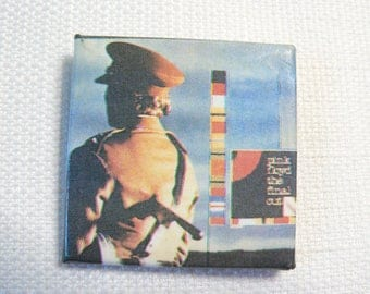 Vintage Early 80s Pink Floyd - The Final Cut Album (1983) -  Pin / Button / Badge