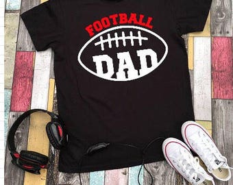 Football dad shirt
