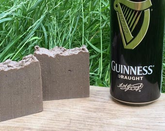 Handmade Guinness Soap