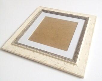 picture frame photo frame white frame 13x19 distressed frame wood frame shabby chic 33x48cm frame - Distressed Wood Picture Frames