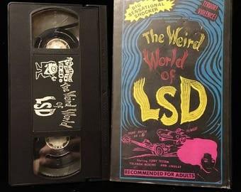 The Weird World of LSD VHS