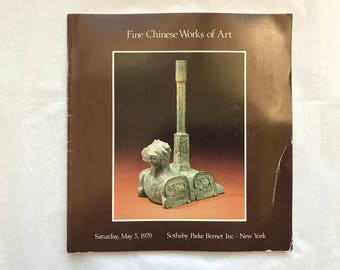 Sotheby's Fine Chinese Works of Art 5 - May 1979