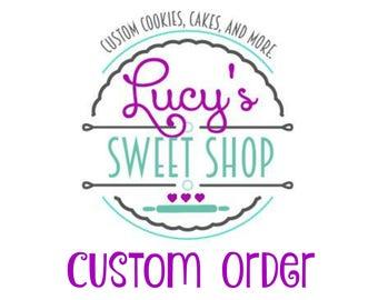 Custom Boob Cake for AKW {RESERVED}